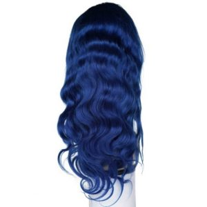 Blue Sapphire Lacefront Wig